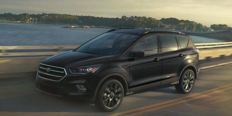 Ford Escape Lease >> 2019 Ford Escape