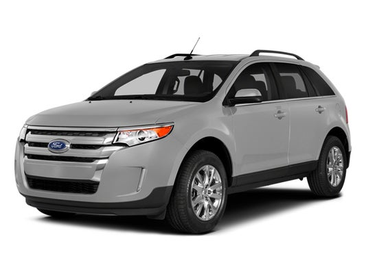 2014 Ford Edge Se >> 2014 Ford Edge Se In Spearfish Sd Rapid City Ford Edge White S