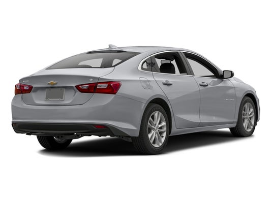 2016 Chevrolet Malibu Lt In Spearfish Sd White S Canyon Ford