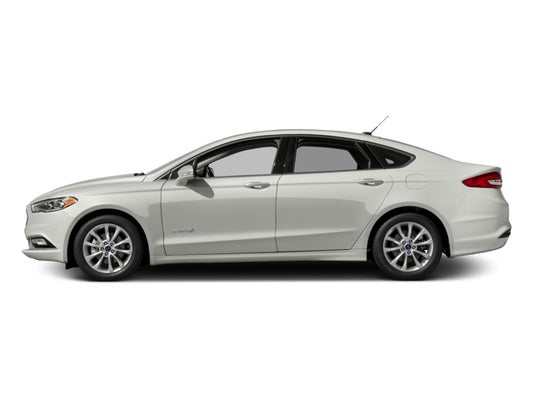 2017 Ford Fusion Se Hybrid In Spearfish Sd White S Canyon