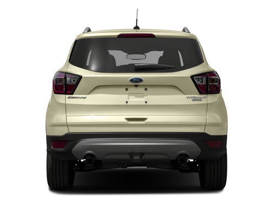 2017 Ford Escape Anium In Spearfish Sd White S Canyon