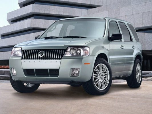 2005 Mercury Mariner Premier In Spearfish Sd White S Canyon Ford